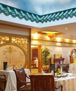 China Garden - The Gulf Hotel