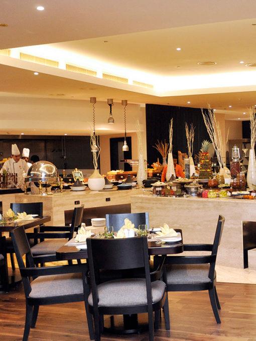 Al Waha - The Gulf Hotel