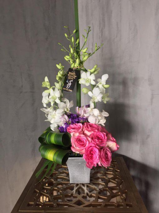 Value Bouquet 1 Pink Variation