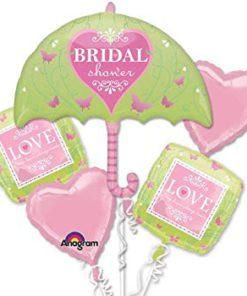 Bridal Shower Love Is Patient Bouquet