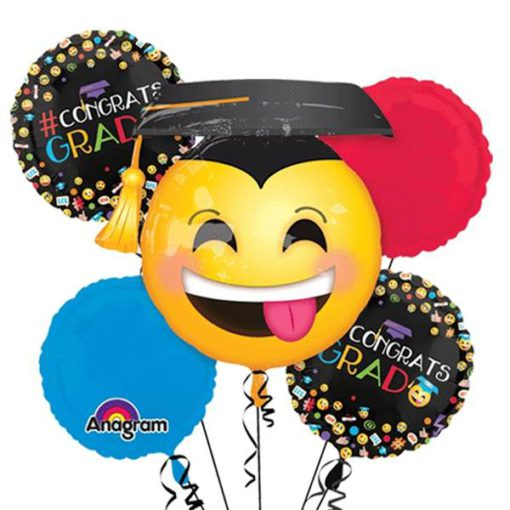 Awesome Grad Balloon Bouquet